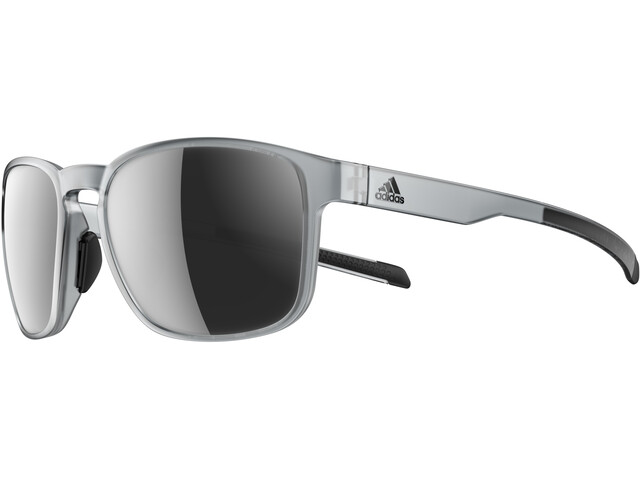 adidas Protean Glasses grey transparent/chrome
